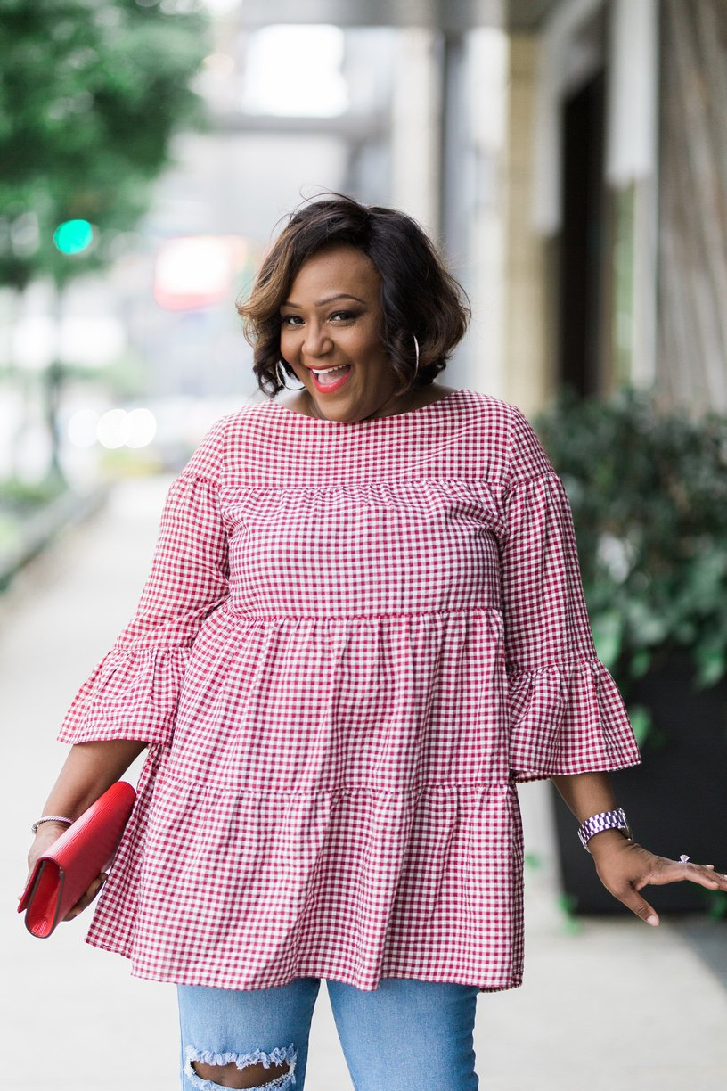 eae96401d358 HOT TREND  Go Gingham For Your Memorial Day Outings