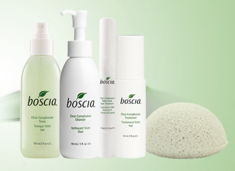 Boscia Cleansers