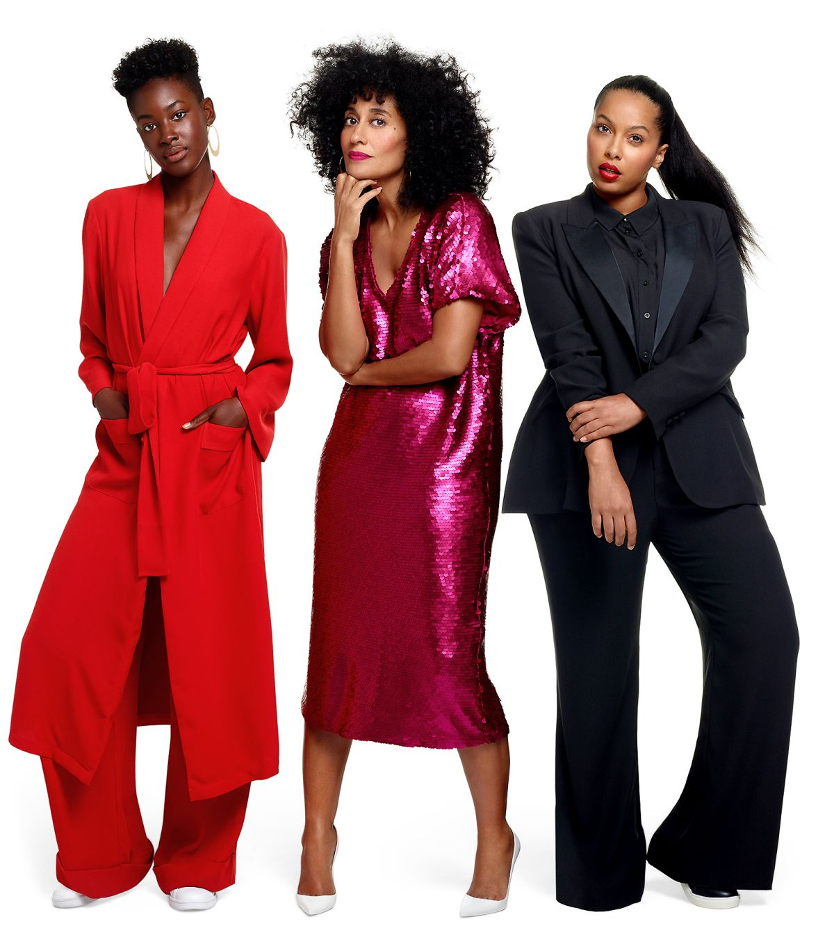 Tracee Ellis Ross for JCPenny
