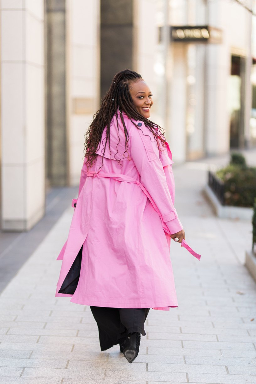 ASOS Ultra Oversized Trench
