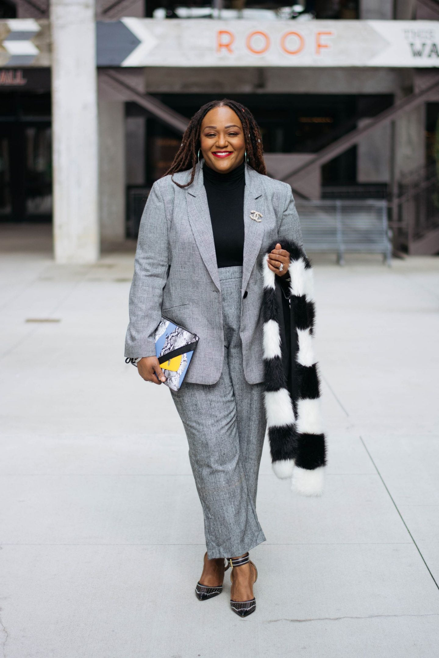 Female Power Suits Are the New Fall 2019 Trend
