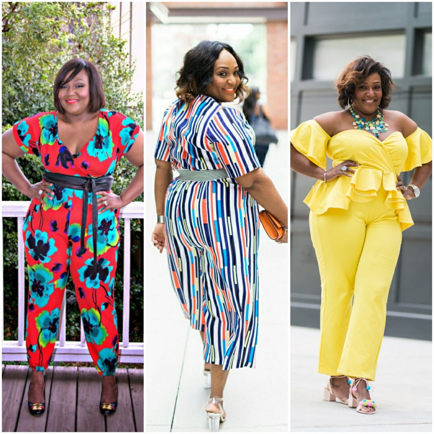 11 Plus Size Jumpsuits For Spring