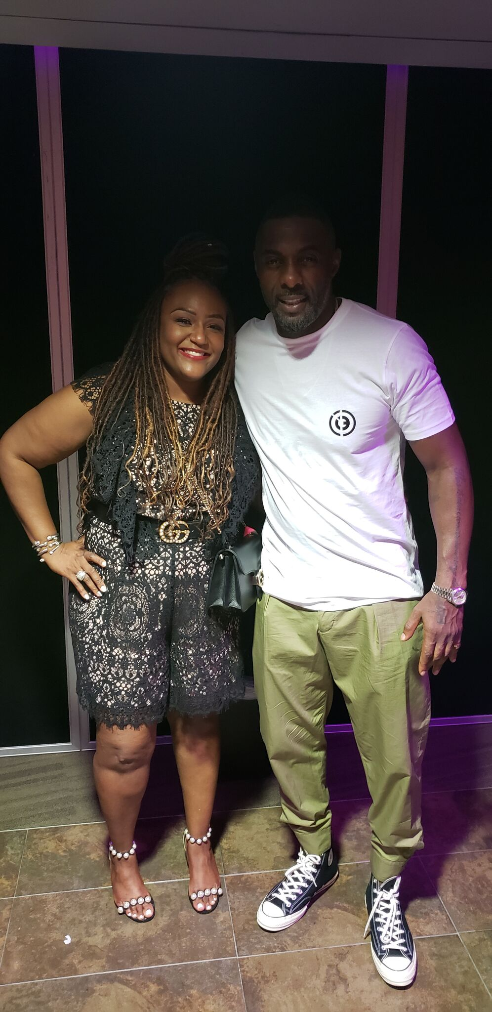 Essence Fest with Idris Elba