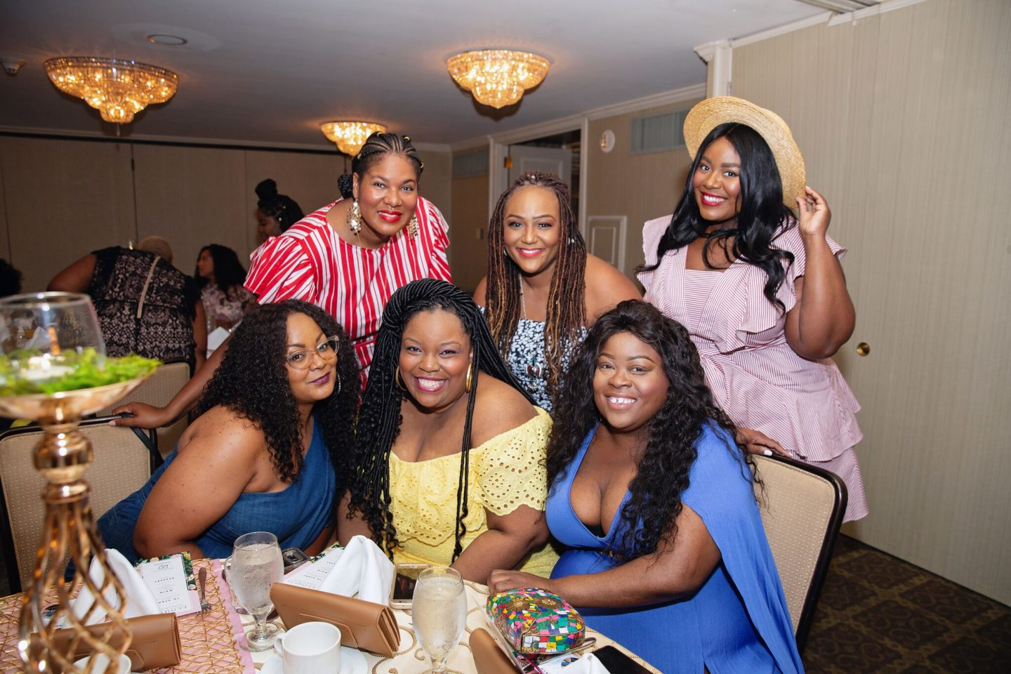 ELOQUII Essence Fest Influencers Brunch