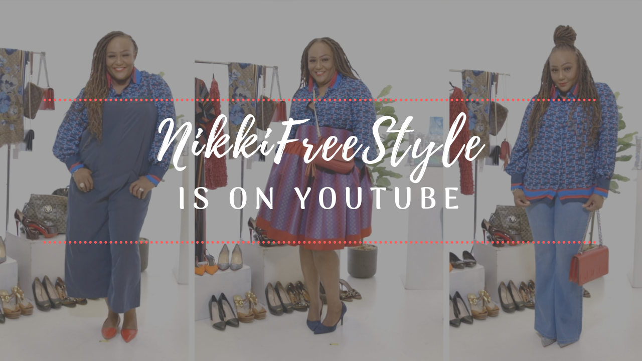 NikkiFreeStyle Is On Youtube