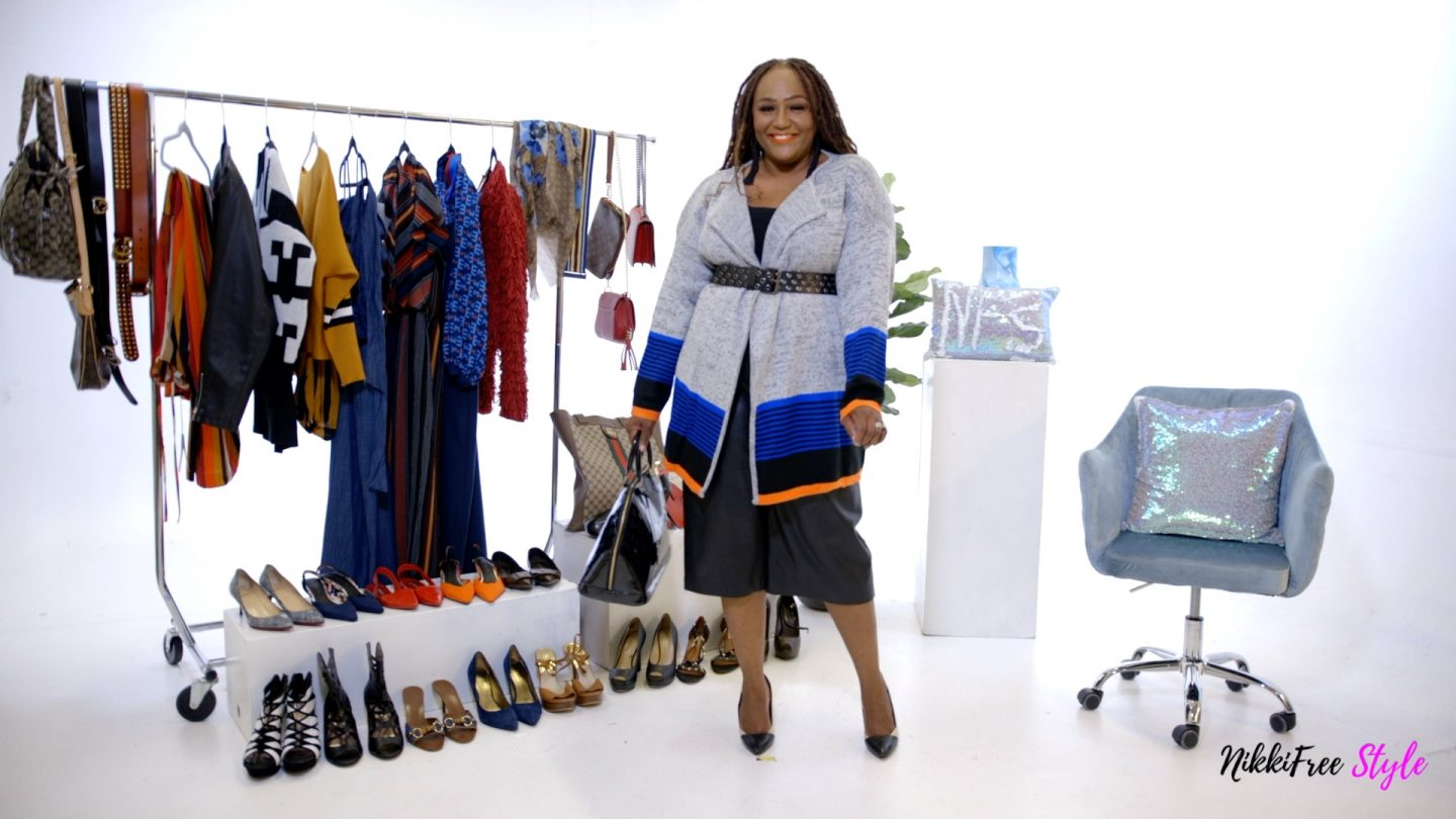 e341cdf08c In my latest YouTube video, I am featuring a SHEIN Plus Size Sweater Haul,  showing you how I styled them with items already in my closet.